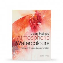 Jean Haines Atmospheric Watercolours Book by Jean Haines