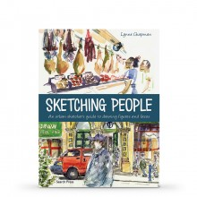 Sketching People : An Urban Sketcher's Guide to Drawing Figures and Faces : Book by Lynne Chapman