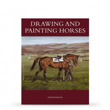 Drawing and Painting Horses Book by Alison Wilson