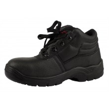 RTF Granville : Work Boots with Steel Toe Cap : Size 4
