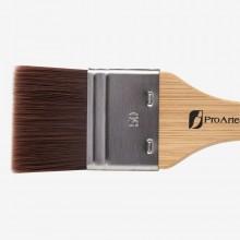 Pro Arte : Utility Brush : Series 23 : Synthetic Varnish Brush : Flat : 50mm
