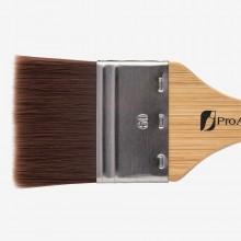 Pro Arte : Utility Brush : Series 23 : Synthetic Varnish Brush : Flat : 60mm