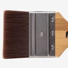 Pro Arte : Utility Brush : Series 23 : Synthetic Varnish Brush : Flat : 80mm