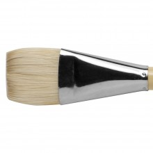 Pro Arte : Series B Hog : Bristle Brush : Short Flat : Size 20