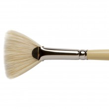 Pro Arte : Hog Brush : Series E : Fan : Size 6