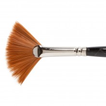Pro Arte : Prolene Fan Synthetic Brush Series F Size Medium