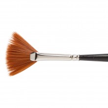 Pro Arte : Prolene Fan Synthetic Brush Series F Size Small