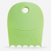 Princeton : Catalyst Contour Painting Tool : Green 23