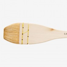 Pro Arte : Ron Ranson Hake Brush Large - 1 3/4 inches Goat Hair