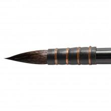 Silver Brush : Atelier Squirrel Quill : Series 5025S : Round : Size 60