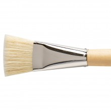 Silver Brush : Jumbo Brush : Series 8001 : Flat : Size 30