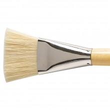Silver Brush : Jumbo Brush : Series 8001 : Flat : Size 40