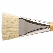 Silver Brush : Jumbo Brush : Series 8001 : Flat : Size 50
