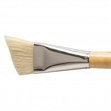 Silver Brush : Jumbo Brush : Series 8006 : Angle : Size 30