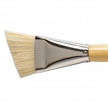 Silver Brush : Jumbo Brush : Series 8006 : Angle : Size 40