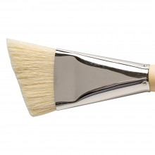 Silver Brush : Jumbo Brush : Series 8006 : Angle : Size 50