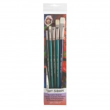 Silver Brush : Art Sherpa : Explorer Brush Set of 6