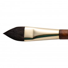 Isabey : Pure Squirrel Watercolour Brush : Series 6235i : Cat's Tongue : Size 6