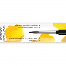 Da Vinci : Casaneo : Synthetic Watercolour Pocket Brush : Series 1593TP : Size 6