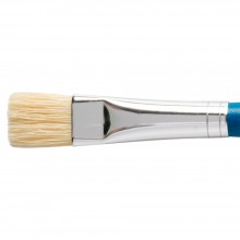 Da Vinci : Primo : Bristle : Blue handle : Flat
