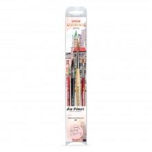 Da Vinci : Urban Watercolour Journey Set : Series 5601 : Set of 4