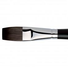 Da Vinci : Casaneo : Synthetic Watercolour Brush : Series 5898 : Flat : Size 20