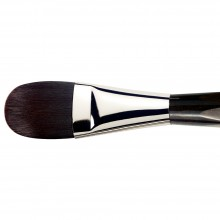 Da Vinci : Top Acryl : Synthetic Brush : Series 7785 : Round : Series 7485 : Filbert : Size 35