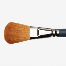 Winsor & Newton : Professional Watercolour : Synthetic Sable Brush : Mop : Size 1in