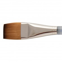 W&N : Cotman Brush : Series 777 : One Stroke Clear : 1in