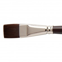 W&N : Galeria Brush : Short Handled : One-Stroke : 19mm