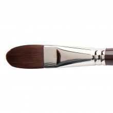 W&N : Galeria Brush : Long Handled : Filbert : No 22