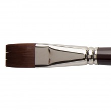 W&N : Galeria Brush : Long Handled : Short Flat : No 22