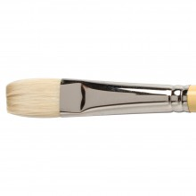 Winsor & Newton : Artist Hog Brush : Long Flat : No 12
