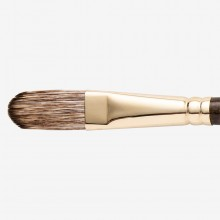 Winsor & Newton : Monarch Brush : Filbert : No.14