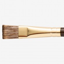Winsor & Newton : Monarch Brush : Flat : No.14