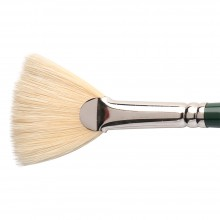 Winsor & Newton : Winton Brush : Fan : No 8