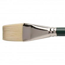 Winsor & Newton : Winton Brush : Short Flat : No 16