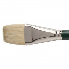 Winsor & Newton : Winton Brush : Short Flat : No 18