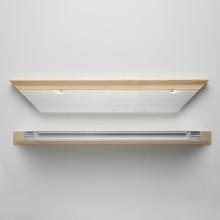 Jackson's : Alu Pro : Museum : 25mm : 90cm : Aluminium Stretcher bar Pair : Slim Profile