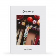 Jackson's : Acrylic Paint Catalogue : 2020/21