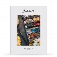 Jackson's : Watercolour Paint Catalogue : 2020/21