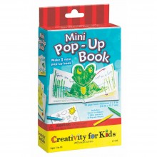 Creativity for Kids - Mini Pop-Up Book NEW