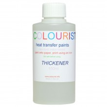 Colourist : Heat Transfer Paint 150ml : Thickener