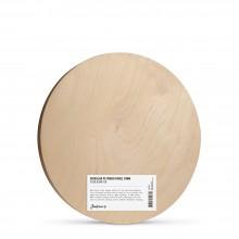 Jackson's : 31mm Circular Plywood Panel : 40cm Diameter
