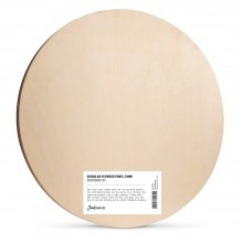 Jackson's : 31mm Circular Plywood Panel : 50cm Diameter