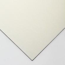Jackson's : Handmade Boards : Oil Primed Medium Linen CL536 on MDF Board : 13x18cm