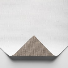 Artfix : CL92U Medium Linen : 740gsm : Universal Primed : 10x15cm : Sample : 1 Per Order