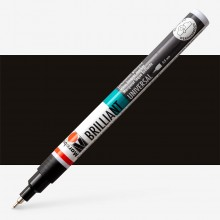 Marabu : Brilliant Painter : 0.8mm : Black