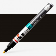 Marabu : Brilliant Painter : 1-2mm : Black