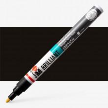 Marabu : Brilliant Painter : 1-2mm : Black